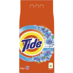 Detergent automat Tide 2in1 Lenor Touch, 80 spalari, 8 kg