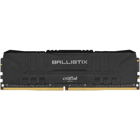 Memorie Ballistix Black 16GB(2x8GB) DDR4 2666MHz CL16 Dual Channel Kit