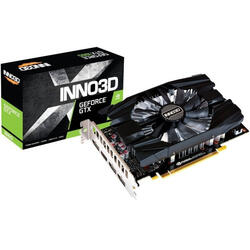 INNO3D Placa video nVidia GeForce GTX1660 Compact, 6GB, GDDR5, 192bit