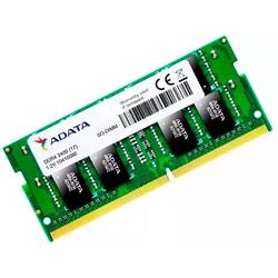 A-Data Memorie SODIMM, DDR4, 8GB, 2400MHz, CL17, 1.2V