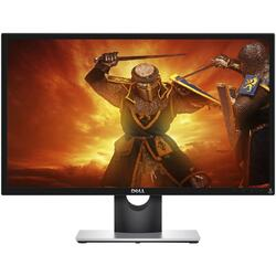 Monitor LED DELL Gaming SE2417HGX 23.6 inch 1 ms Black FreeSync 75Hz