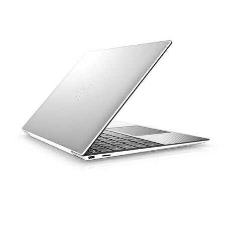 Ultrabook DELL 13.4'' XPS 13 9300, FHD+ InfinityEdge, Intel Core i5-1035G1, 8GB DDR4X, 512GB SSD, GMA UHD, Win 10 Pro, Silver