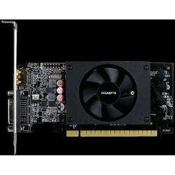 GIGABYTE Placa video GeForce GT710, 1GB DDR5 64bit