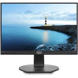 Resigilat Monitor LED Philips 241B7QPJEB/00 23.8 inch 5 ms Black