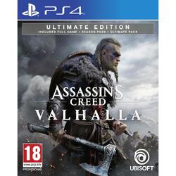ASSASSINS CREED VALHALLA ULTIMATE EDITION - PS4