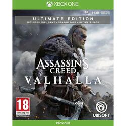 ASSASSINS CREED VALHALLA ULTIMATE EDITION - XBOX ONE