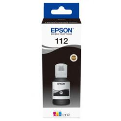 Cartus cerneala Epson 112 ECOTANK , pigment black, capacitate 127ml