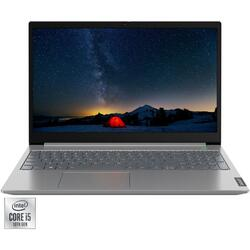 Laptop Lenovo 15.6'' ThinkBook 15 IIL, FHD IPS, Intel Core i5-1035G1, 8GB DDR4, 512GB SSD, GMA UHD, No OS, Mineral Gray