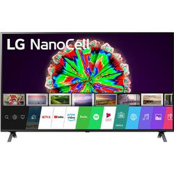 Televizor LED LG 49NANO803NA, 123 cm, Smart TV 4K Ultra HD, Clasa G