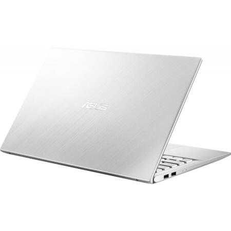 Laptop ASUS 15.6'' VivoBook 15 X512JP, FHD, Intel Core i7-1065G7, 8GB DDR4, 512GB SSD, GeForce MX330 2GB, No OS, Silver