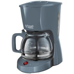 Cafetiera Russell Hobbs Textures Grey 22613-56, 1.25l, Gri