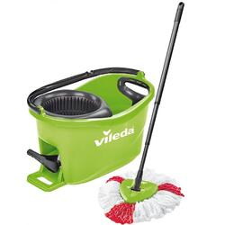 Set curatenie Vileda Easy Wring Turbo, verde