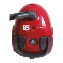 Aspirator cu sac Albatros Smart 85 Eco Red, 850W, 1.8 l