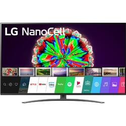 Televizor LED LG 55NANO813NA, 139 cm, Smart TV, 4K Ultra HD, Clasa G