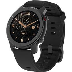 Ceas smartwatch Amazfit GTR, 42mm, Starry Black
