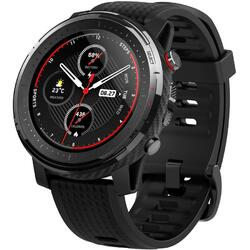 Ceas smartwatch Amazfit Stratos 3, Black