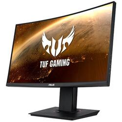 Monitor  LED Asus Gaming VG24VQ, 24inch, 1920x1080, 1ms, Black