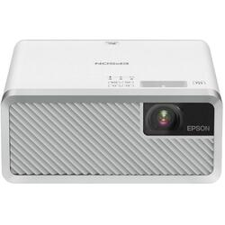 Videoproiector EPSON EF-100W Android TV Edition ,alb