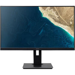 Monitor LED Acer B247Ybmiprx 23.8 inch 4ms Black 75 Hz