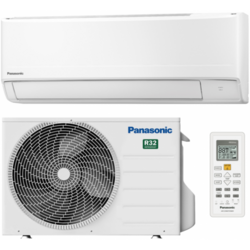 Aparat de aer conditionat Panasonic KIT-FZ25WKE, Inverter, 9.000 BTU, Clasa A++ (Alb)