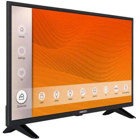 Televizor LED Horizon 32HL6330F, Clasa F, 80 cm, Smart TV, Full HD