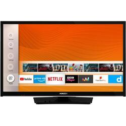 Televizor LED Horizon 24HL6130H, Clasa F, 60 cm, Smart TV, HD Ready