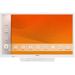 Televizor LED Horizon 24HL6101H/B, 60cm, HD Ready, Alb
