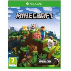 Joc Minecraft Starter Collection pentru Xbox One