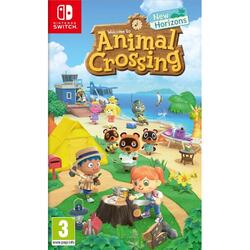 ANIMAL CROSSING NEW HORIZONS - SW