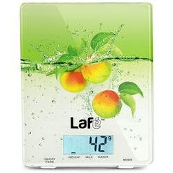 Cantar de bucatarie Lafe WKS002.0, sticlamax. 5Kg, display LCD, functie cantarire fluide