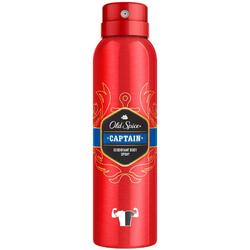 Deodorant spray Old Spice Captain, 150 ml