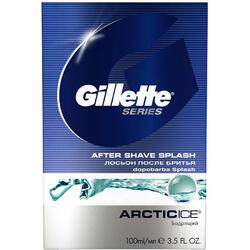 After Shave Gillette Series Arctic Ice, 100ml