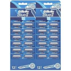 Set 24 aparate de ras Gillette Blue II