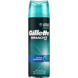 Gel de ras Gillette Mach3 Irritation Defense, 200 ml