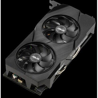 Placa video DUAL GTX1660 SUPER ADVANCED EVO, 6GB GDDR6 192bit