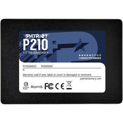 "Patriot SSD Spark, 512GB, 2.5"", SATA3"