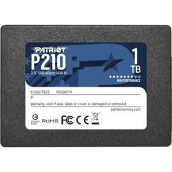 "Patriot SSD P210, 1TB, 2.5"", SATA3"