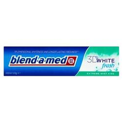 Pasta de dinti Blend-a-Med 3D White Fresh Extreme Mint Kiss, 100 ml