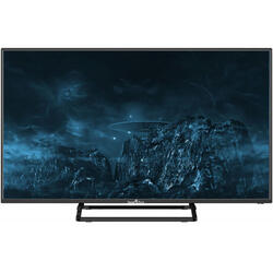 SMARTTECH Televizor LED Smart Tech LE-40P28SA41, 101 cm, Full HD, Smart TV, Sunet stereo, Wi-Fi, Slot CI+, Negru