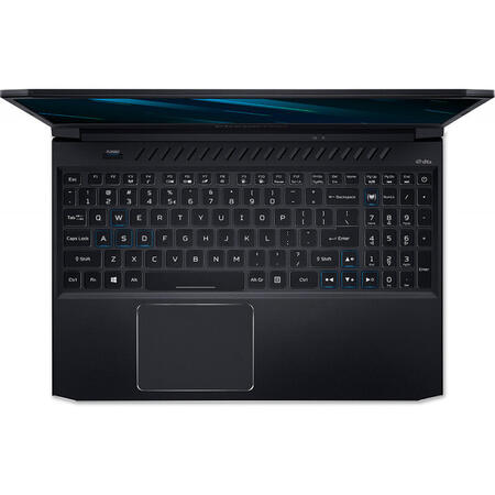 Laptop Acer Gaming 15.6'' Predator Helios 300 PH315-53, FHD IPS 144Hz, Intel Core i7-10750H, 16GB DDR4, 1TB SSD, GeForce RTX 2060 6GB, Win 10 Home, Abyssal Black