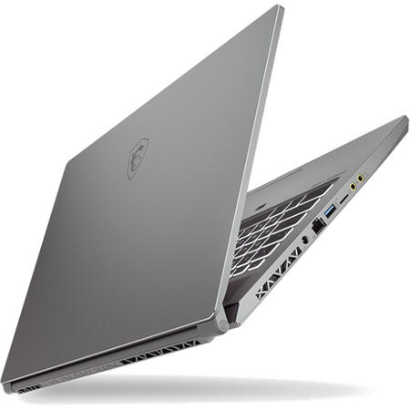 Laptop MSI 17.3'' P75 Creator 9SE, UHD, Intel Core i9-9880H, 16GB DDR4, 512GB SSD, GeForce RTX 2060 6GB, Free DOS, Silver