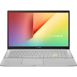 Laptop ASUS 15.6'' VivoBook S15 M533IA, FHD, AMD Ryzen 5 4500U, 8GB DDR4, 512GB SSD, Radeon, No OS, Resolute Red