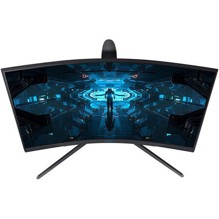 Monitor LED Samsung Gaming Odyssey G7 Curbat 31.5 inch 2K 1 ms 240Hz FreeSync Premium Pro & G-Sync Compatible