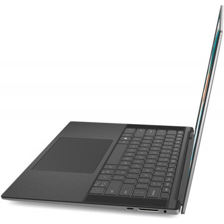 Ultrabook DELL 15.6'' XPS 15 9500, UHD+ InfinityEdge Touch, Intel Core i7-10750H, 16GB DDR4, 1TB SSD, GeForce GTX 1650 Ti 4GB, Win 10 Pro, Platinum Silver