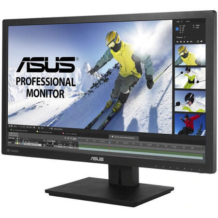 Monitor LED ASUS PB278QV 27 inch 5 ms Negru 75 Hz