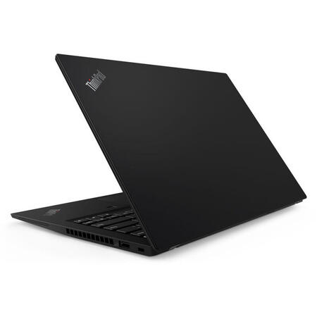 Laptop Lenovo 14'' ThinkPad T14s Gen 1, FHD, Intel Core i7-10510U, 16GB DDR4, 512GB SSD, GMA UHD, Win 10 Pro, Black