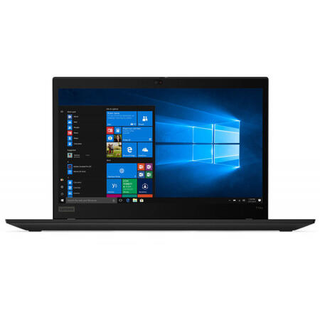 Laptop Lenovo 14'' ThinkPad T14s Gen 1, FHD, Intel Core i5-10210U, 16GB DDR4, 512GB SSD, GMA UHD, Win 10 Pro, Black