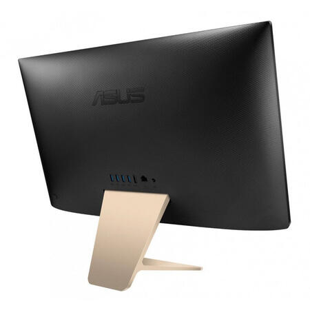 Sistem All-In-One ASUS V222FAK, 21.5 inch FHD, Intel i5-10210U 1.6GHz Comet Lake, 8GB RAM, 256GB SSD, UHD Graphics, Camera Web, Win 10 Pro