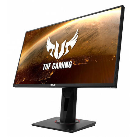 Monitor LED ASUS Gaming TUF VG259QM 24.5 inch 1 ms Negru G-Sync Compatible 280 Hz