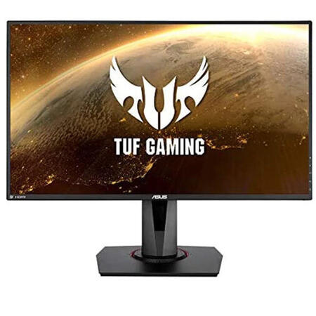 Monitor LED ASUS Gamign TUF VG279QM 27 inch 1 ms Negru G-Sync Compatible 280 Hz OC
